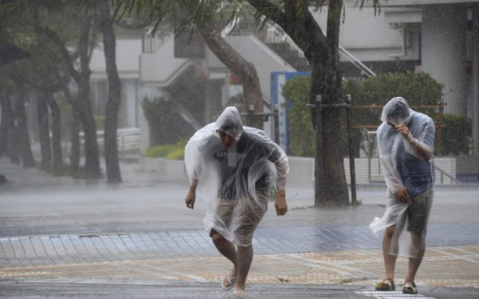 typhoon-in-japan