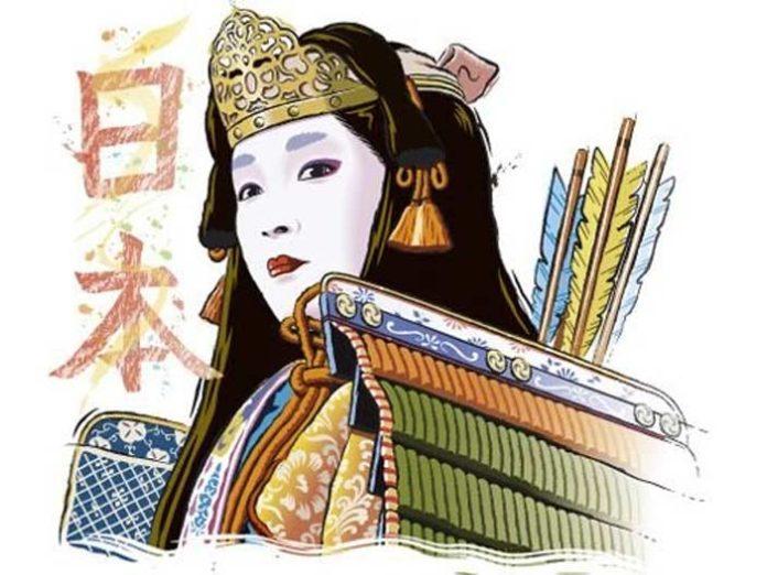 Portrait De Ces Rares Femmes Samouraï