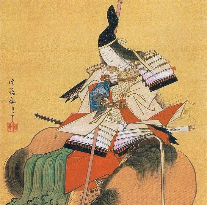 Portrait De Ces Rares Femmes Samourai