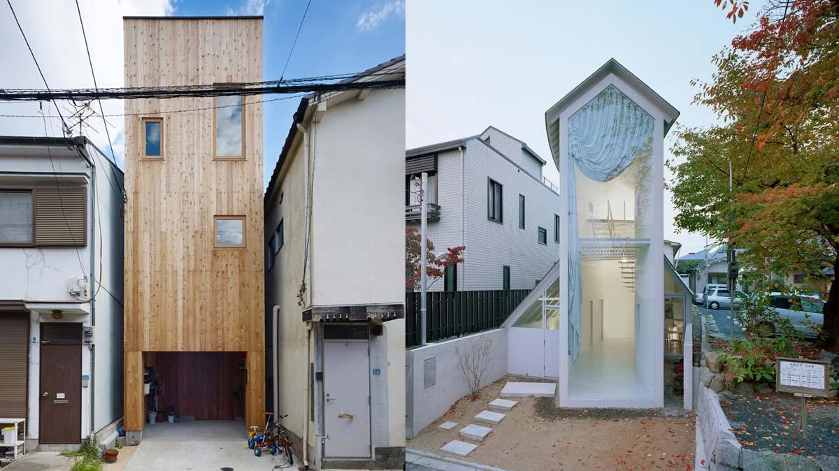les tiny houses ont t inspir es par la culture japonaise. Black Bedroom Furniture Sets. Home Design Ideas