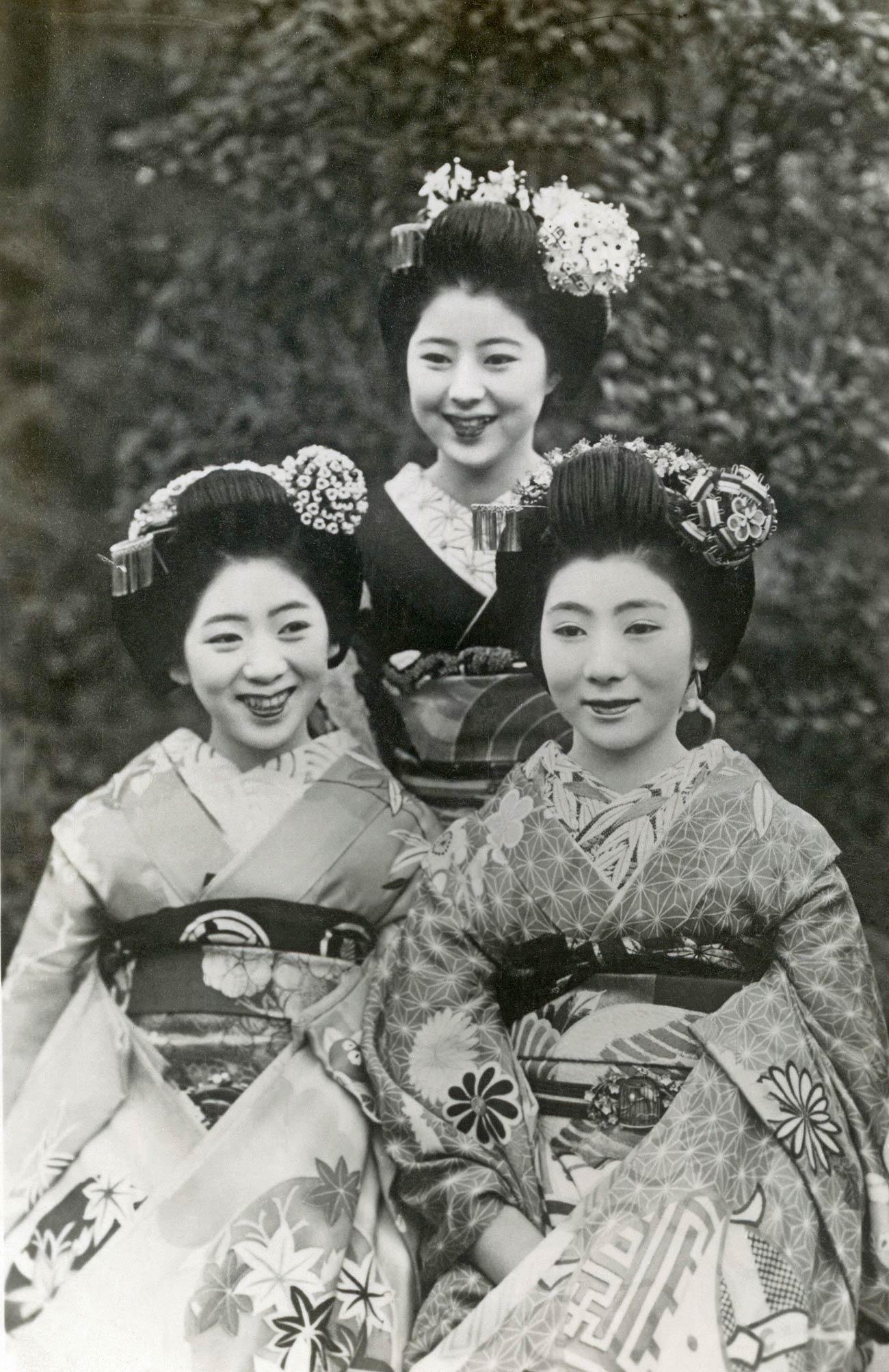 Geisha-Ichimitsu